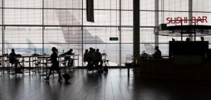 Airport Terminal Sushi Bar © Rihardzz | Dreamstime 55277942