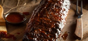 Barbecue Pork Ribs © Bhofack2 | Dreamstime 55351167