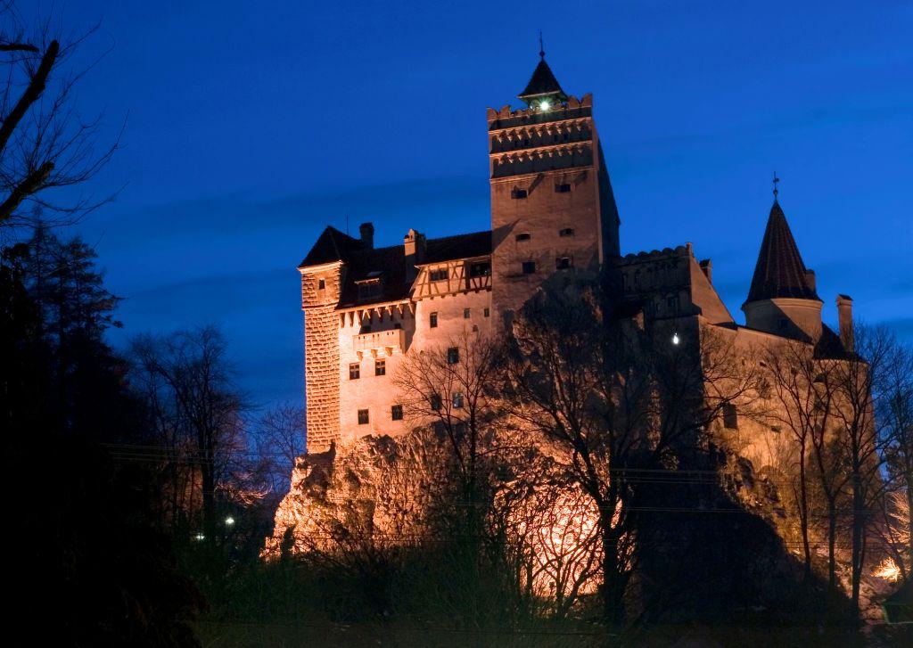 Bran Castle, Romania © Vevesoran   Dreamstime 7576713