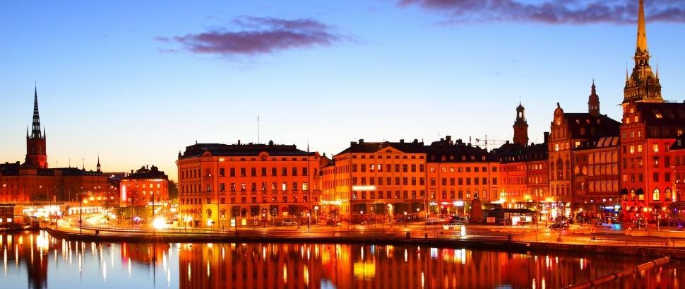Gamla Stan, Stockholm, Sweden © Zoom-zoom | Dreamstime 55299747