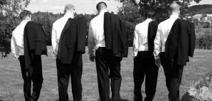 Groomsmen Wedding © Crystal Kirk   Dreamstime 3093075