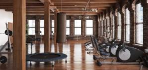 Gym © Digitalstormcinema | Dreamstime 54907415