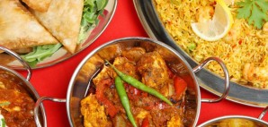 Indian Food Cuisine Curry © Joseph Gough | Dreamstime 10354655
