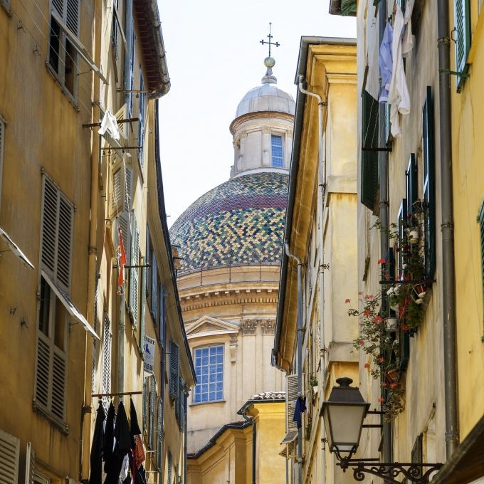 Nice, France © Marekusz | Dreamstime 46887867