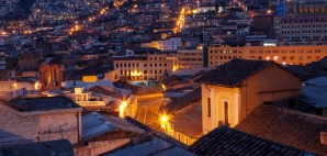 Old Town Quito, Ecuador © Jesse Kraft | Dreamstime 29738747