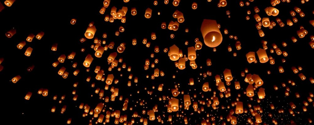 Trazee Travel The Pingxi Lantern Festival In Taiwan