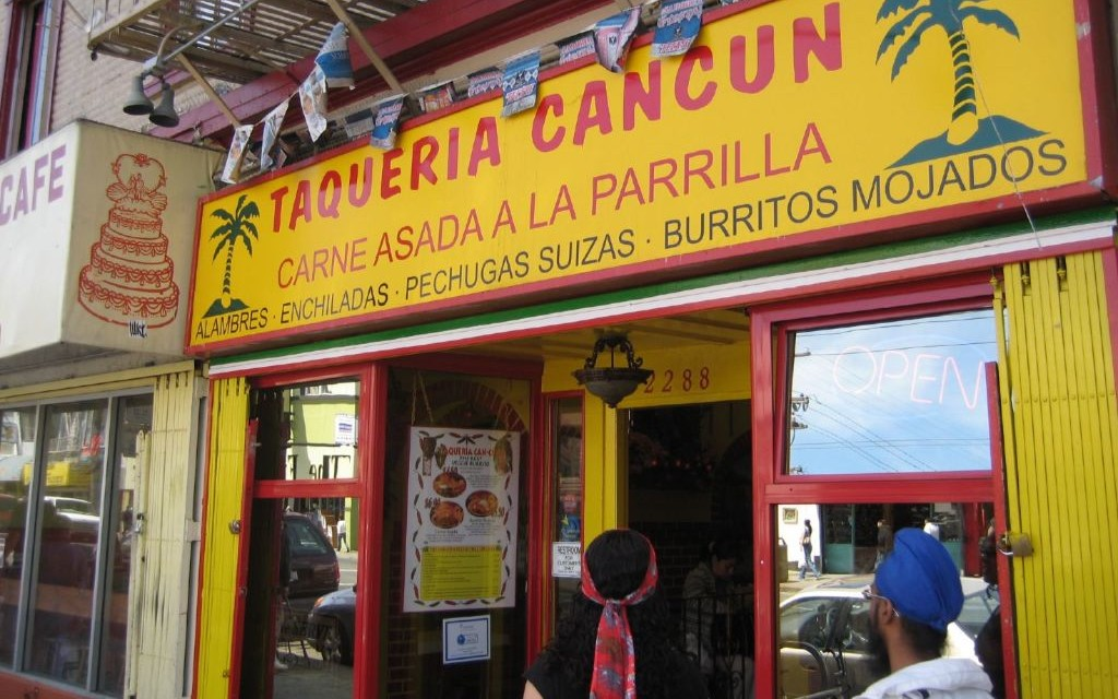 Trazee travel top 5 mission style burritos in san francisco