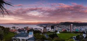 Wellington, New Zealand © Eugene Berman | Dreamstime 27192216