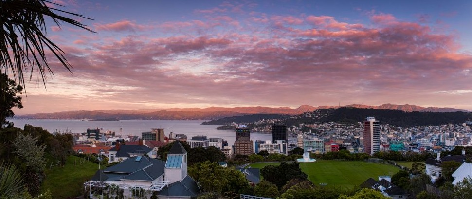 Wellington, New Zealand © Eugene Berman | Dreamstime 27192216