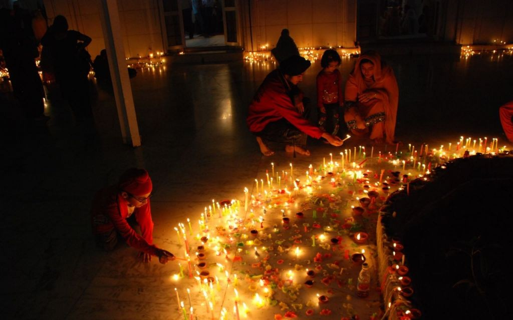 Diwali in Chandigarh, India © Harpreet Singh | Flickr