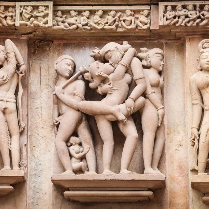 Khajuraho, Madhya Pradesh, India © Saiko3p | Dreamstime 50518611