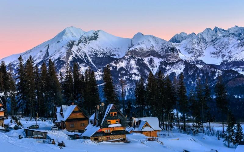 Tatra Mountains, Poland © Dziewul   Dreamstime 52439308