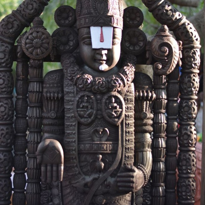 Venkateshwara Tirupati Balaji, Andhra Pradesh, India © Shivangi Agarwal | Dreamstime 59665268