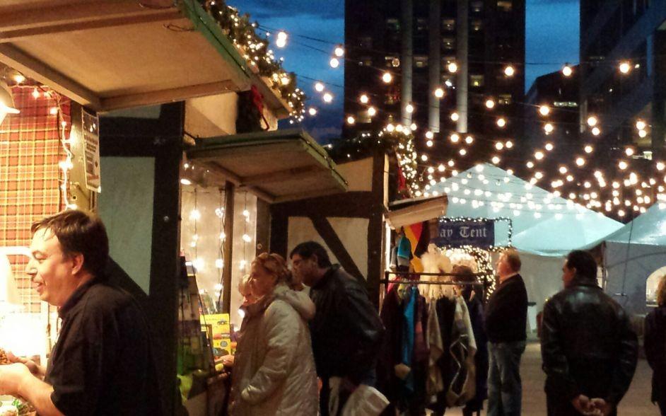 1 Christkindlmarkt, Denver, Colorado © Amy Aleitheia Cahill | Flickr