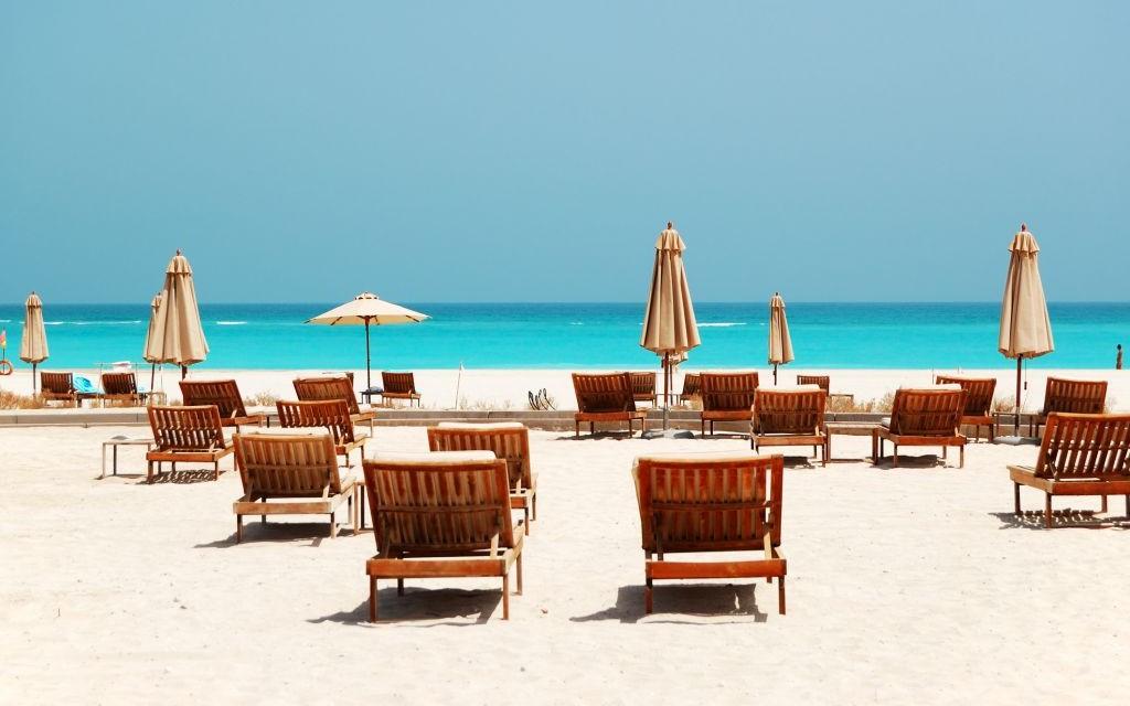 Abu Dhabi, United Arab Emirates © Slava296 | Dreamstime 42777501