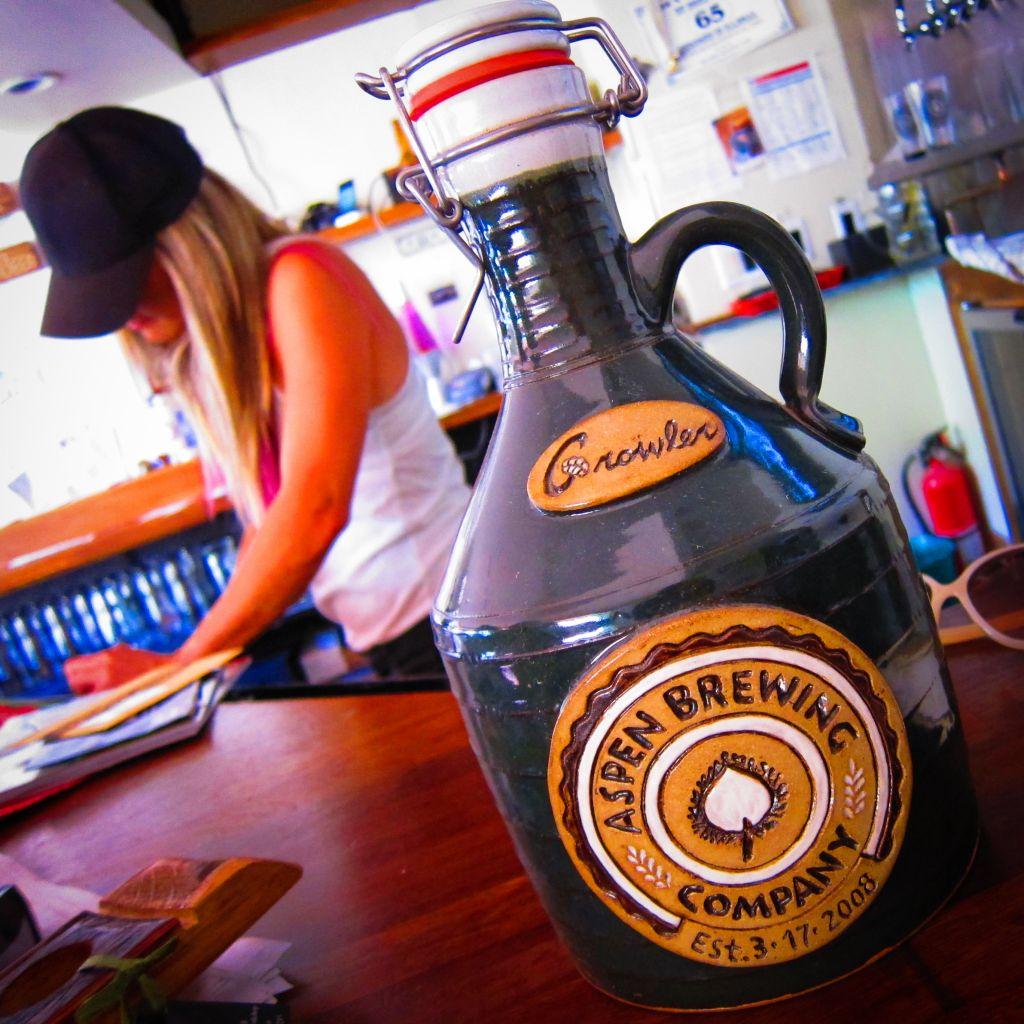 Aspen Brewing Company, Colorado © Nan Palmero   Flickr