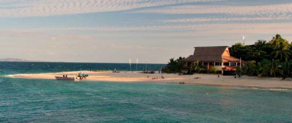 Beachcomber Island, The Mamanucas, Fiji © Christian Haugen | Flickr