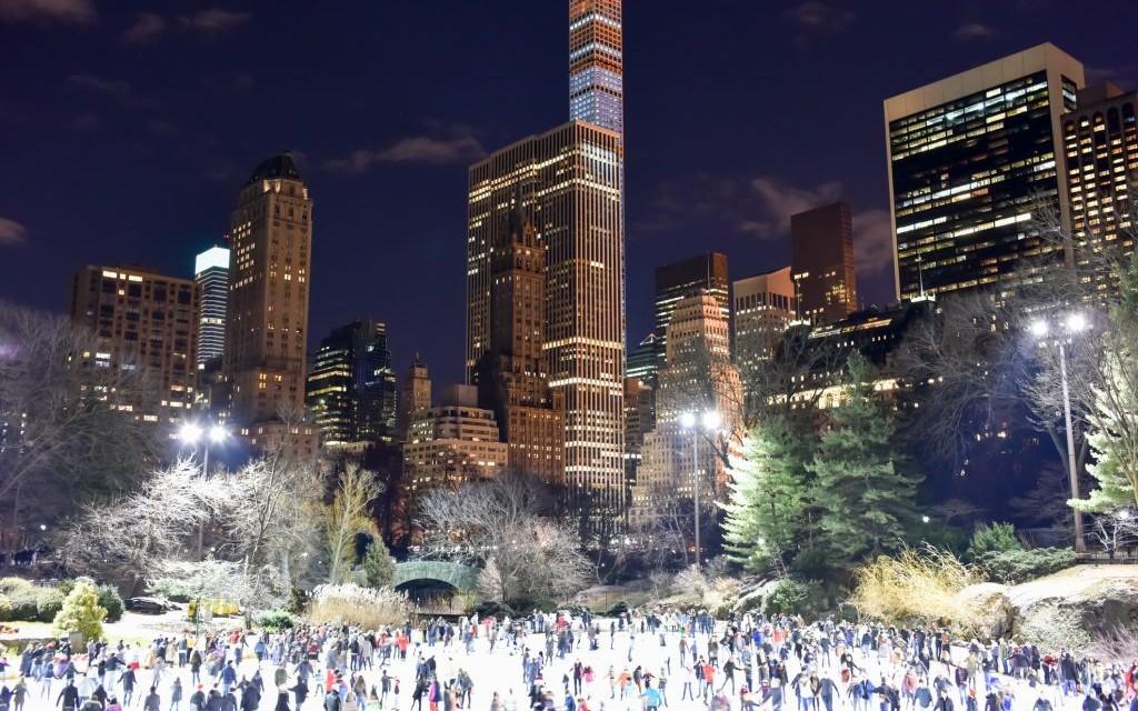 Central Park, New York City © Demerzel21 | Dreamstime 50134300