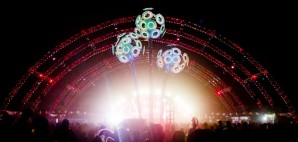 Electric Daisy Carnival, Las Vegas, Nevada © Tony Nungaray | Flickr