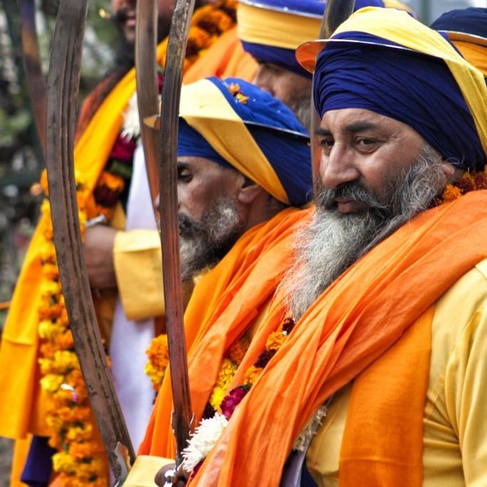 Guru Nanak Jayanti in Mumbai, India © Jsingh1699 | Dreamstime 36686582