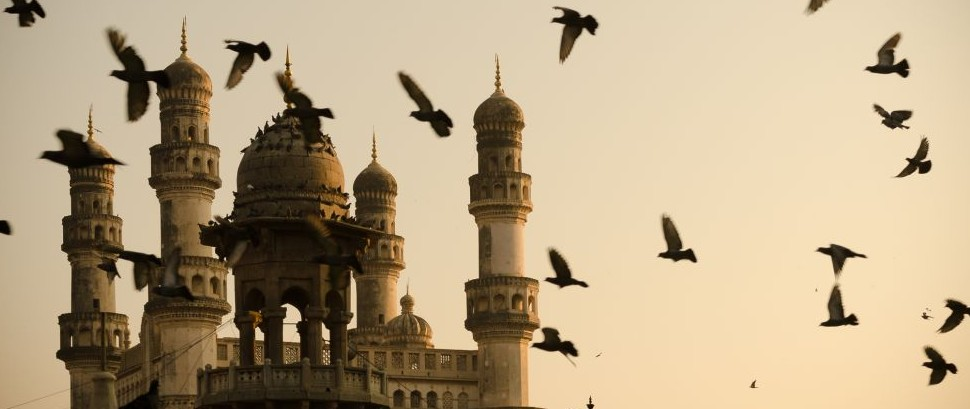 Mecca Masjid, Hyderabad, India © Rrvenkat | Dreamstime 42242577