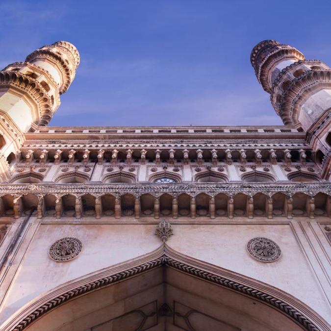Mecca Masjid, Hyderabad, India © Rrvenkat | Dreamstime 49954836