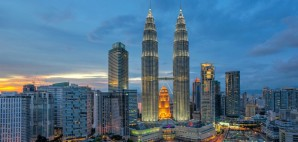 Petronas Twin Tower, Kuala Lumpur, Malaysia © Ahmad Hafiz Ismail | Dreamstime 48209037