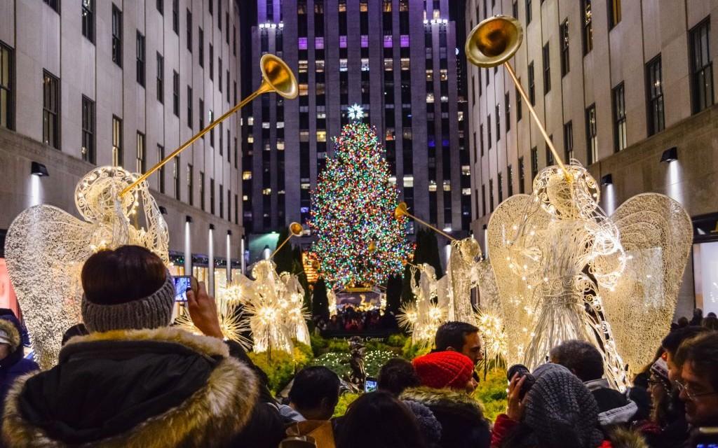 Rockefeller Center, New York City © Andrew Kazmierski | Dreamstime
