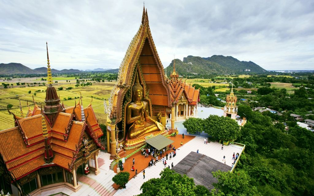 Trazee Travel  Top 5: Wats of Thailand - Trazee Travel