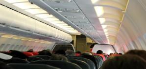 Airplane Cabin © Kelvintt | Dreamstime 17518630