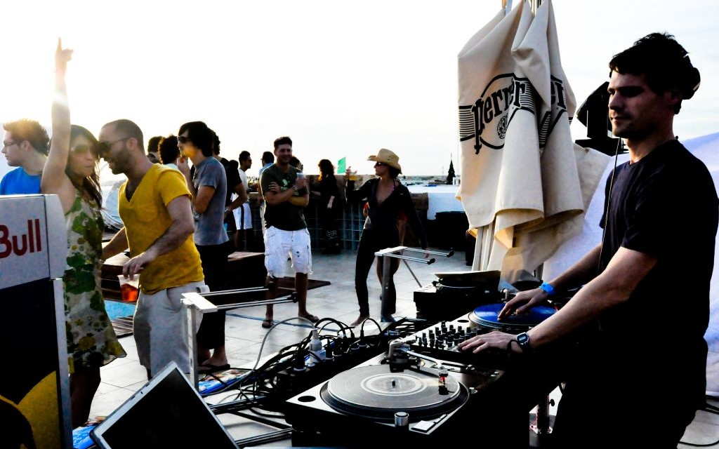 BPM Festival Afterparty, Playa del Carmen, Mexico © Mike Reger   Flickr