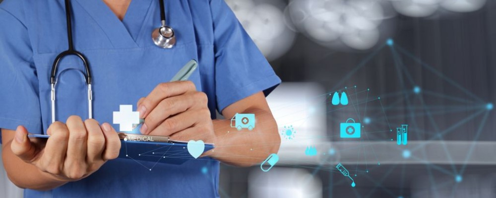Digital Doctor © Everythingpossible | Dreamstime 42384295