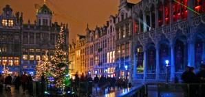 Grand Palace, Brussels, Belgium © Nivi | Dreamstime 1372654