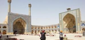 Jameh Mosque, Isfahan, Iran © Antonella865 | Dreamstime 43942365