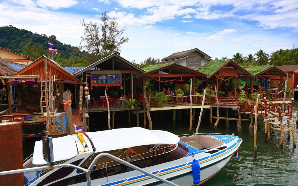 Ko Lanta, Thailand © Pavel Dospiva   Dreamstime 37950764