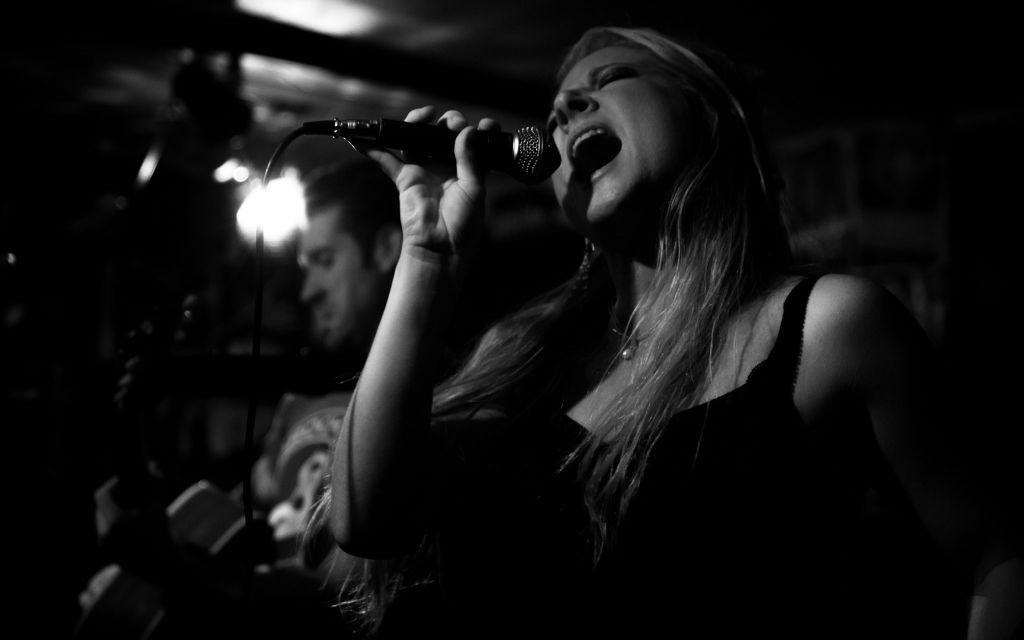 Nandi Lee, Pet Sounds Bar, Stockholm, Sweden © Pelle Sten | Flickr