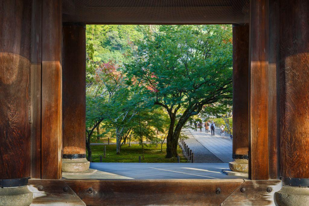 Nanzen-ji Temple, Kyoto, Japan © Cowardlion | Dreamstime 49568383