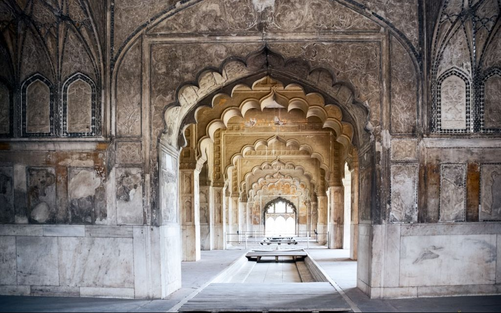Red Fort, Old Delhi, India © Luisa Puccini | Dreamstime 49782267