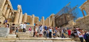 The Acropolis, Athens, Greece © Thecriss | Dreamstime 41550077