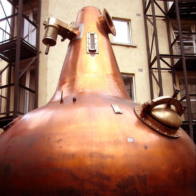 The Copper Distiller, Old Jameson Distillery, Dublin, Ireland © Connor Turner | Flickr