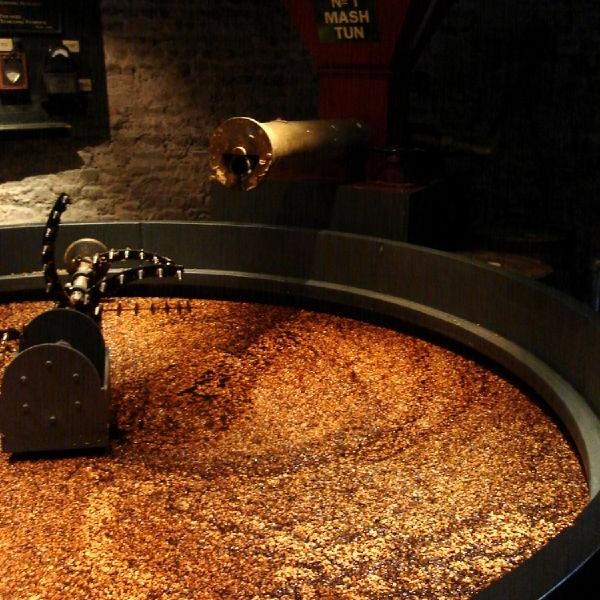 The Mash Turn, Old Jameson Distillery, Dublin, Ireland © Connor Turner | Flickr