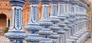 Ceramic Bridge of La Plaza de Espana, Seville © Shchipkova Elena | Dreamstime 35291844