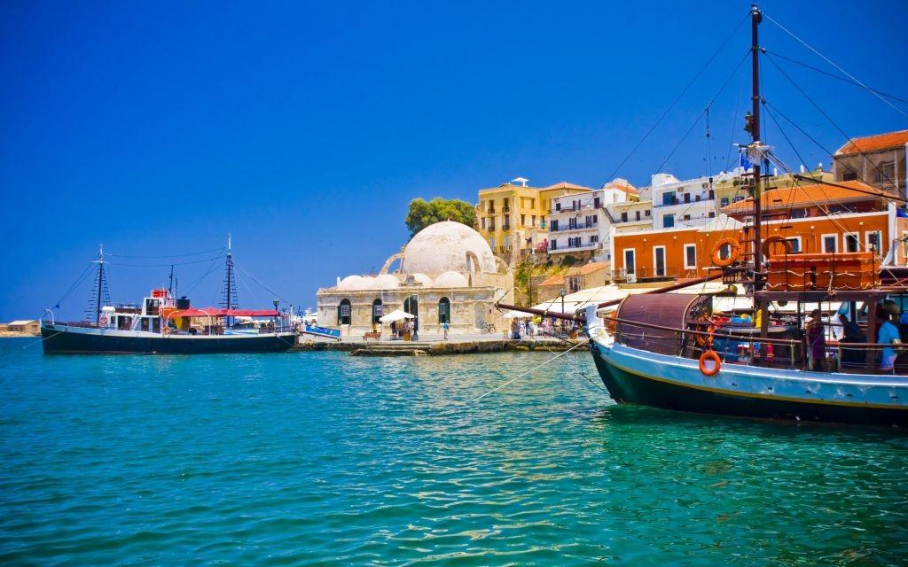 Chania, Crete, Greece © Anilah | Dreamstime 48532055