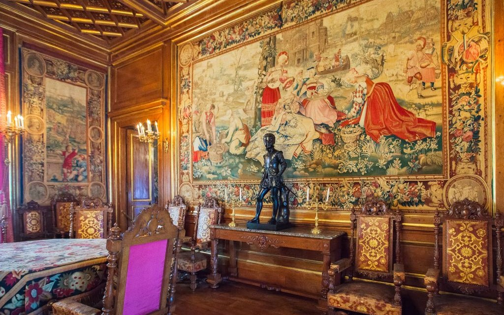 Chateau de Pau, France © Anna Pakutina | Dreamstime 53047856