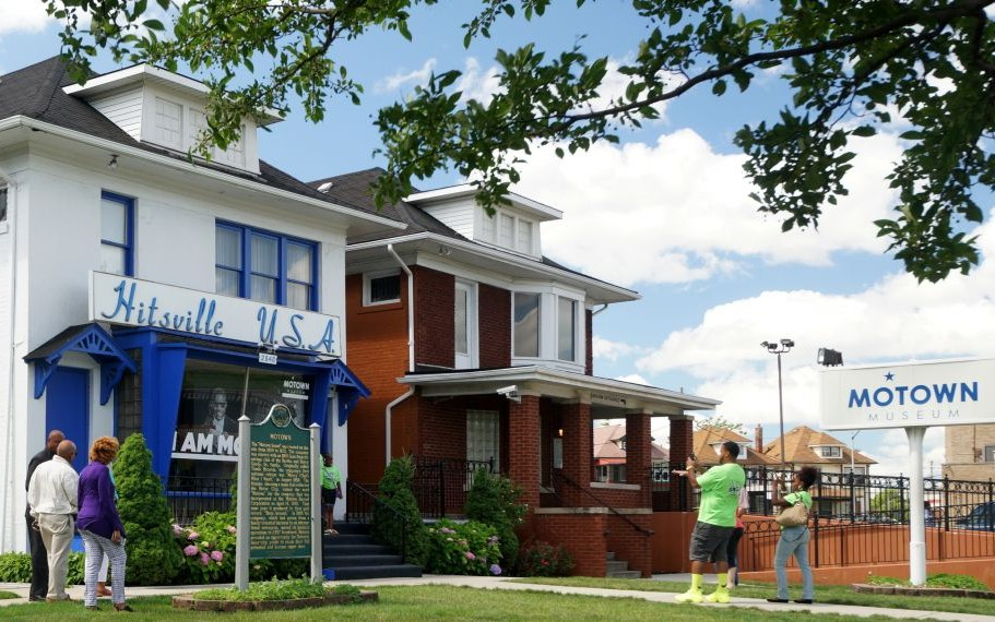 Hitsville U.S.A., The Motown Museum, Detroit, Michigan © Gepapix | Dreamstime 56726589