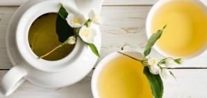Jasmine Tea © Fortyforks | Dreamstime 42336945