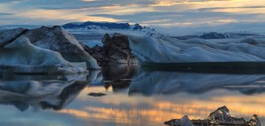Jökulsárlón Glacier Lagoon, Iceland © Nadezda Murmakova | Dreamstime 44957432