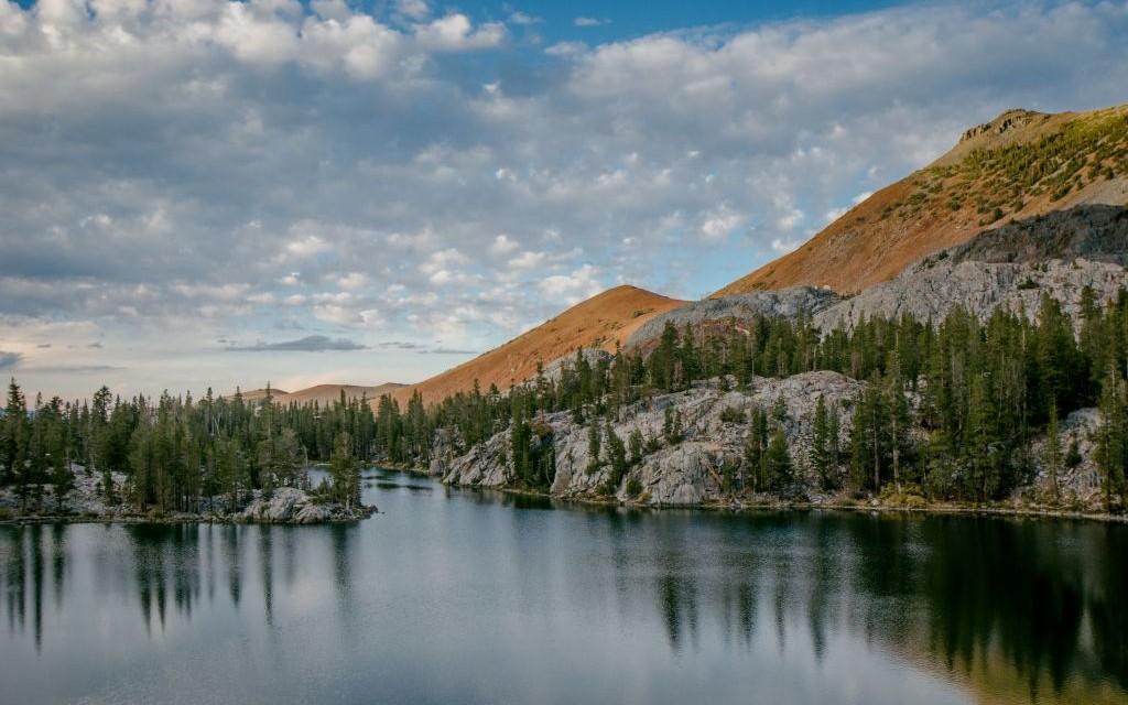 John Muir Wilderness, California © Stevehymon | Dreamstime 54777545