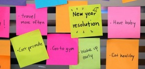 New Year's Resolution © Glowonconcept | Dreamstime 46305495