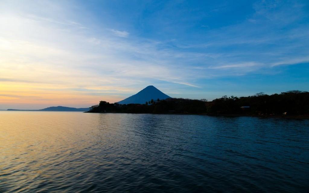 Ometepe Volcano, Nicaragua © Riderfoot | Dreamstime 40085733
